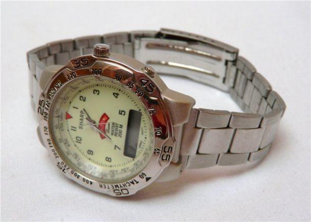 Женские наручные часы sharp