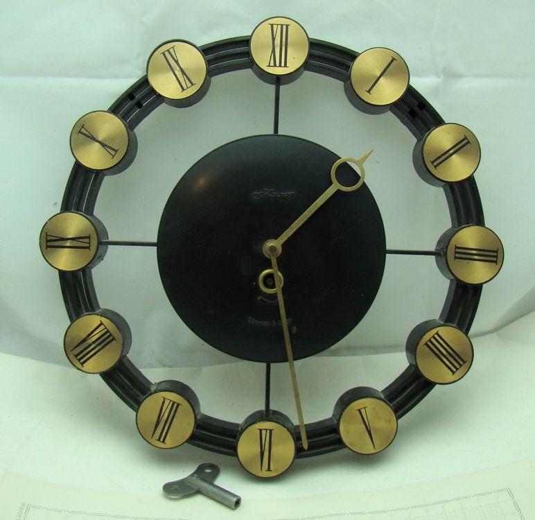 Ремонт настенных часов маяк 20