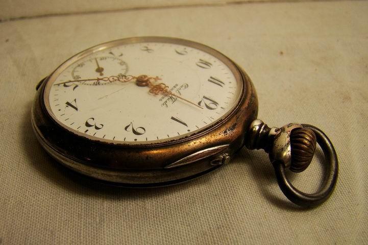 Купить карманные старинные часы