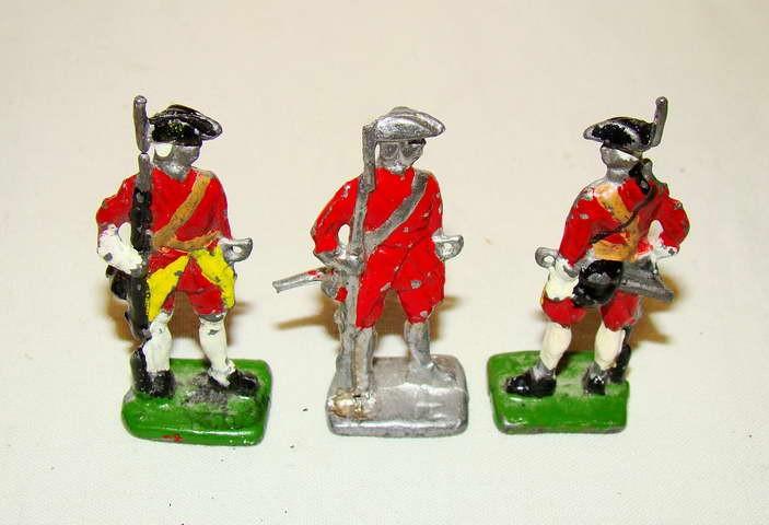 Оловянные солдатики своими руками классический размер 16
