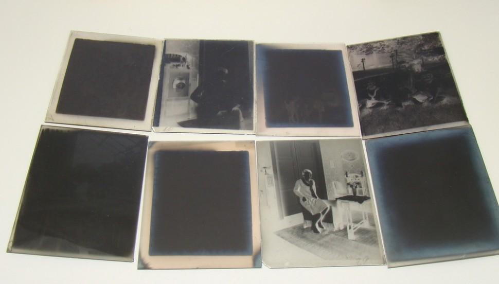 где сделать фотографии с стеклянных негативов свои